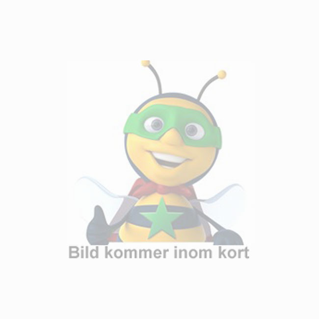 Stora Fick konstläder Svart - 1146